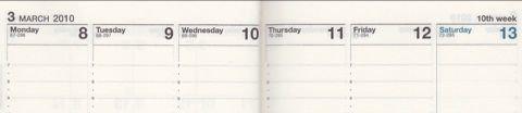 リシェル3週間スケジュール2010