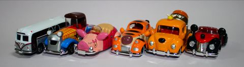 トミカDisney Vehicle Collection