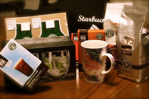 スターバックスコーヒー 2011年福袋