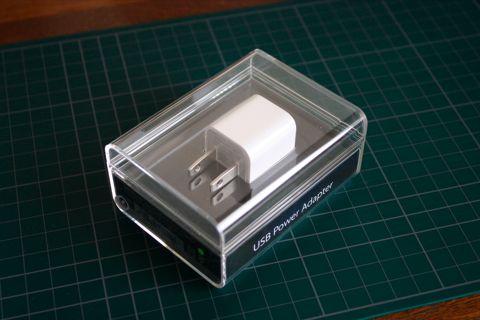 USB 電源アダプタ