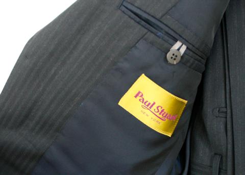 PaulStuartのスーツ