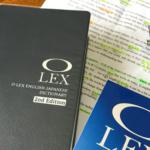 オーレックス英和辞典