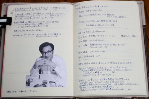 読書ノート著者写真3