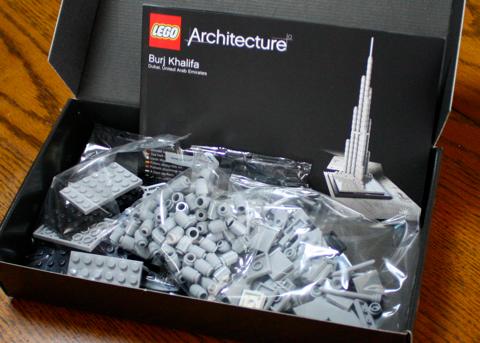 LEGO_Burj Khalifa2