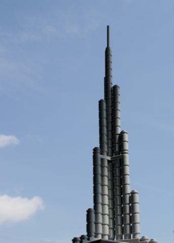 LEGO_Burj Khalifa3
