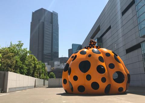 草間彌生南瓜かぼちゃ