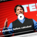 TED Teach statistics before calculus