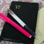 愛用文房具 ペンやノートなどなど、こんな組合せで使ってるよ