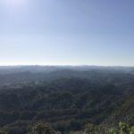 九十九谷展望公園からの景色