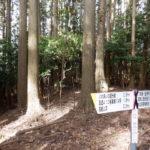 八良塚山頂
